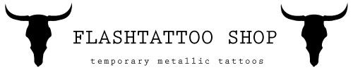 Goud en Zilver Metallic Tijdelijke Tatoeages